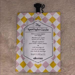 5/$25 davines The Spotlight Circle Hair Mask